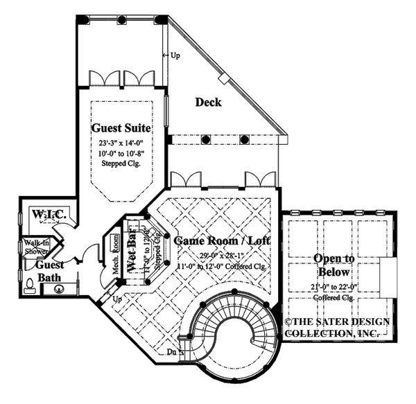 design collection on pinterest house plans luxury house plans and