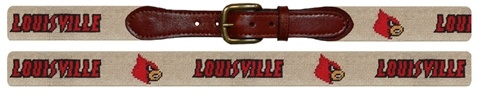 needlepoint belts for the boys