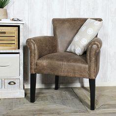 Confortable & tendance, ce fauteuil saura trouver sa place au sein de votre intérieur !