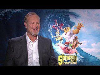 The Spongebob Movie: Sponge Out of Water: Bill Fagerbakke Junket Interview --  -- http://www.movieweb.com/movie/the-spongebob-movie-sponge-out-of-water/bill-fagerbakke-junket-interview