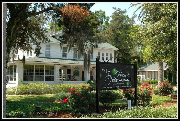 Ivy House Restaurant Gainesville Fl