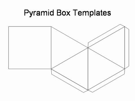 316 best Patterns-templates images on Pinterest Printables - pyramid template