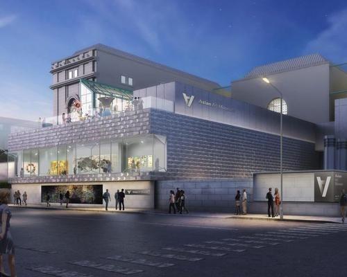 San Francisco's Asian Art Museum to undergo US$90m transformation