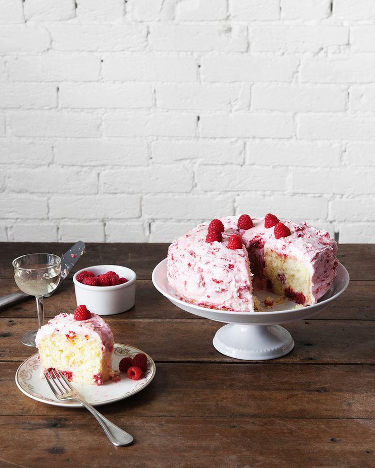 Gluten Free And Vegan Rose And Pistachio Pound Cake