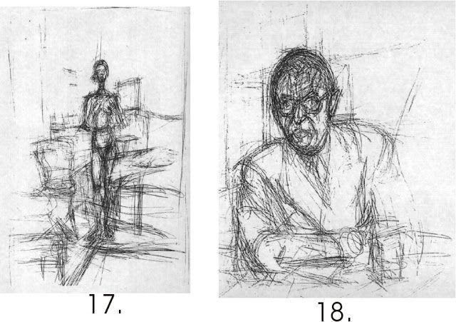 Alberto Giacometti | Samantha Jean Dixon - Figure Drawing Class