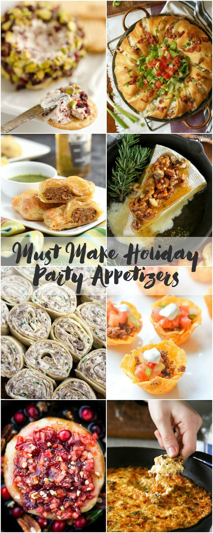 Must Make Holiday Party Appetizers   Bread Booze Bacon
