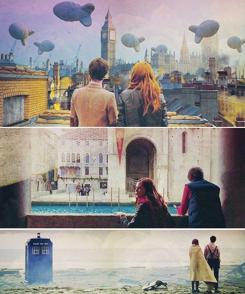 doctor and the ponds