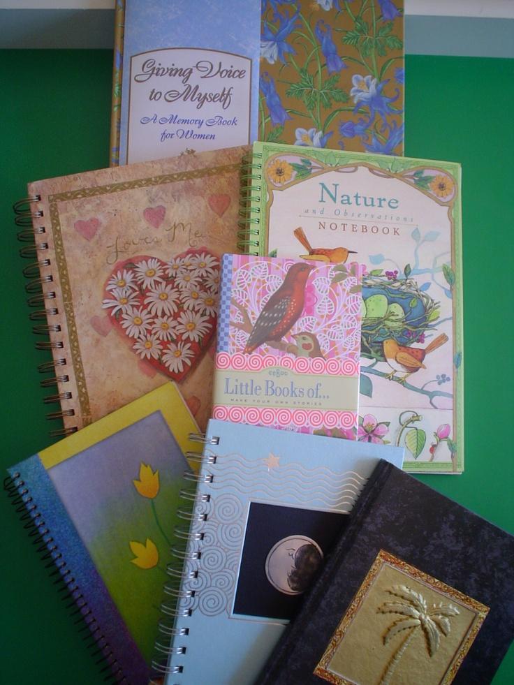 'Write Away: How to Journal...' (via offthemerry-go-round.com)