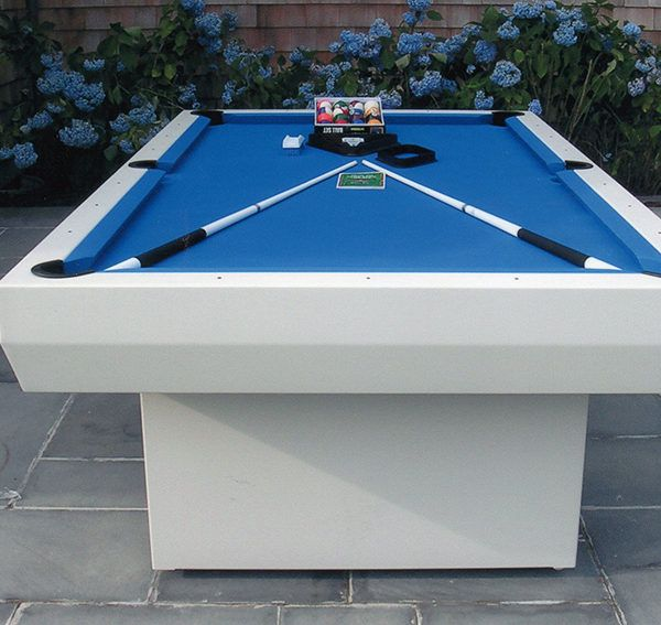 Outdoor Pool Tables By Gameroom Concepts Unlimited Outdoor Pool Table Outdoor Pool Pool Table