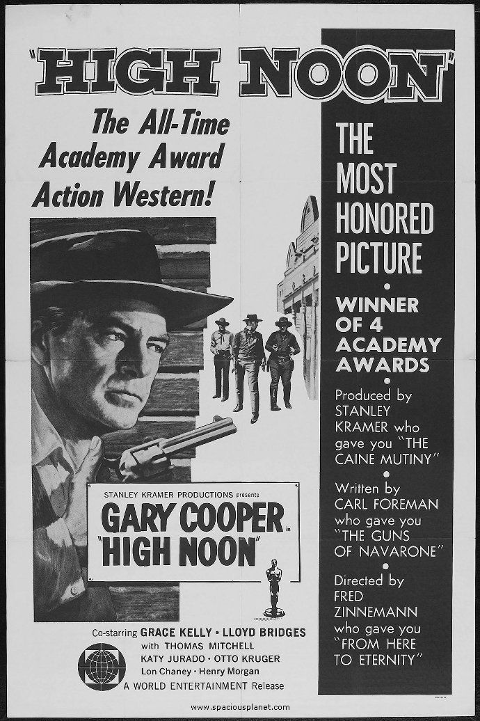fallacies in the movie high noon Fallacies in the story  hasty generalization  sleep till noon the feather merchants the zebra derby the tender trap(broadway play & successful movie) i was.