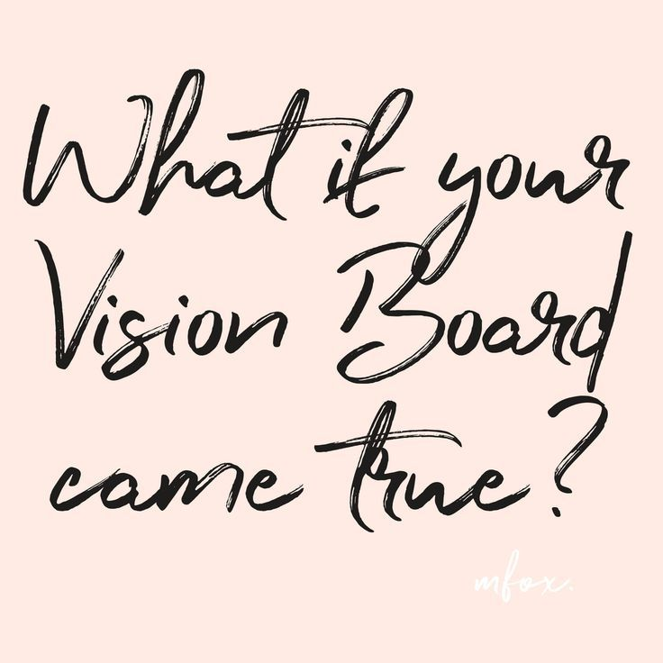 How to Make a Vision Board That Really Works (in 5 Simple ...