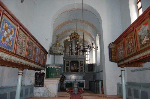 Biserica fortificata din Mesendorf