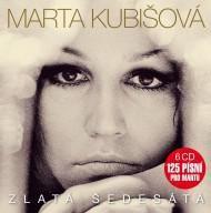 KUBISOVA MARTA - ZLATA SEDESATA - DOORZ.SK - Hudba a film pre Vašu zábavu. Online predaj CD,DVD,BLU-RAY,LP,Trička