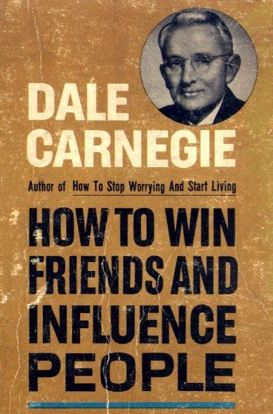 Hands down the best book on building relationships and become a person of influence. Here's a link to read it online http://bit.ly/AgtJgu