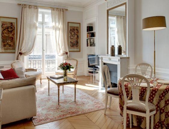 ... In Paris By Paris Attitude Also Paris Apartment Rentals With Luxury  Vacation Rental Home And Paris Home Decorations: Fascinating Short Term  Paris ...