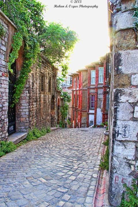 Balat Sokakları :)