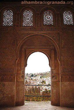 Alhambra de Granada Spain