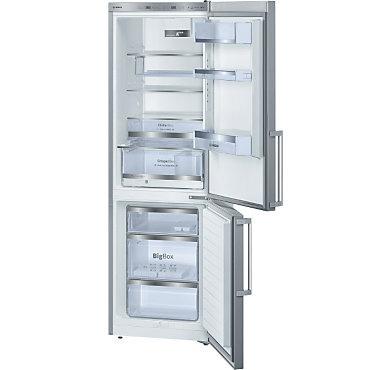 Réfrigérateur combiné BOSCH KGE36AL40 303 litres finition inox