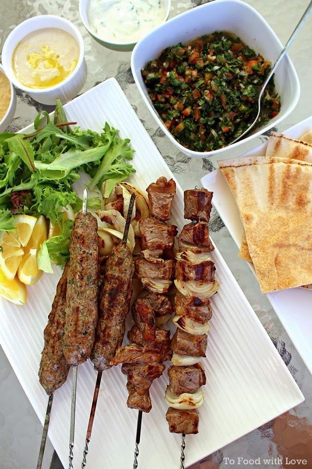 To Food with Love: Lamb Kofta Kebab @To Food with Love