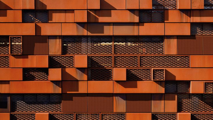 Perforated Corten Steel Texture Cerca Con Google