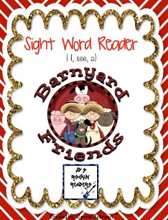 What Sight Word List to Use? Sight word reader freebie!