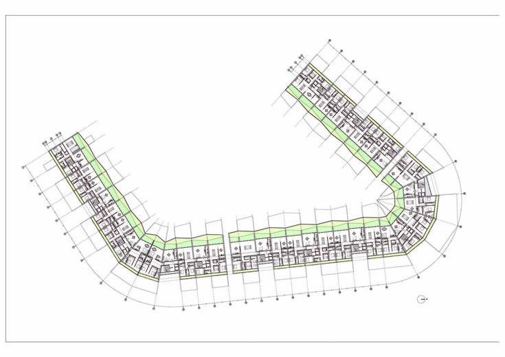 Gallery - Milanofiori Housing Complex / OBR - 15
