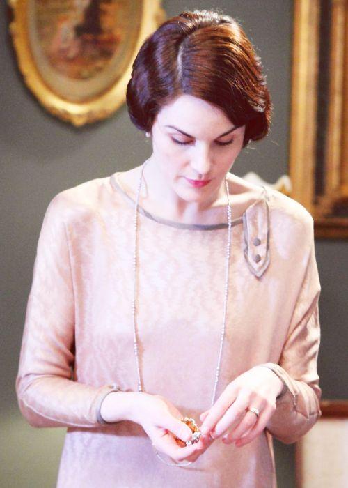 Lady Mary Crawley. #DowntonAbbey