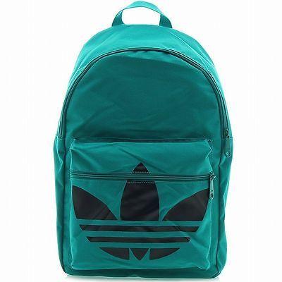 green adidas bag