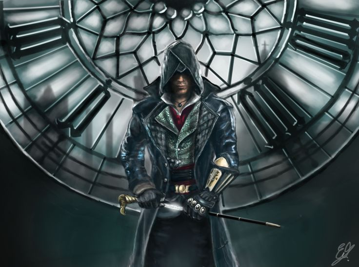 assassin's creed syndicate digital photoshop painting fanart