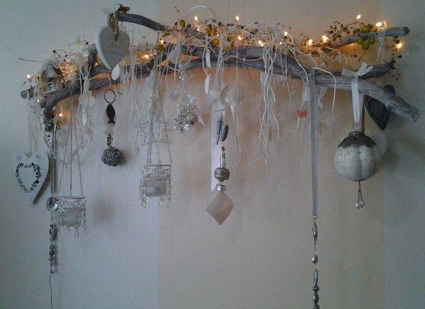 Straks met kerst gaan de kerstballen er weer in.