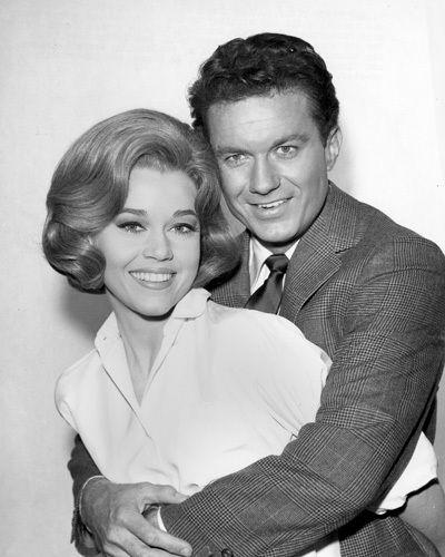 Jane Fonda, Cliff Robertson, SUNDAY IN NEW YORK, MGM 1963