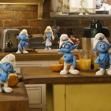 The Smurfs ( Movie Trailers )