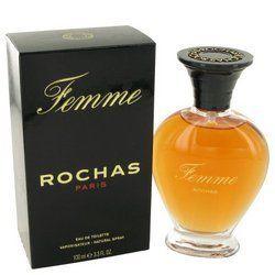 Femme Rochas By Rochas Eau De Toilette Spray 3.4 Oz (pack of 1 Ea) X662-FX3513