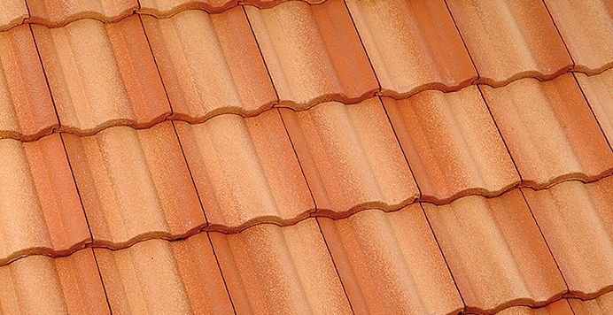 Best Eagle Roofing Tile Malibu Color Terracotta Gold 2118 640 x 480