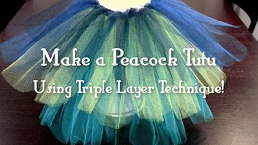 Tutorial on how to make a tutu. This tutorial will show you the basics of making a non sew tutu. The waistband requires minimal hand sewing with needle and thread. For a 100% non sew tutu, use a stretchy headband for waistband. Visit http://craftyguides.com/how-to-make-a-tutu.html for more info on how to make 10 different non-sew variations & http://www.craftyguides.com for additional info on making 8 different Easy Sew Tutu Variations and Boutique Hair Bows...