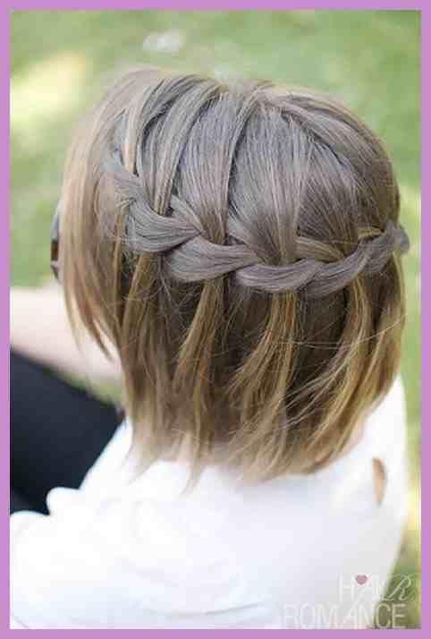 Nette einfache Frisuren für kurze Haare #einfache #frisuren #haare … | t75 Es…