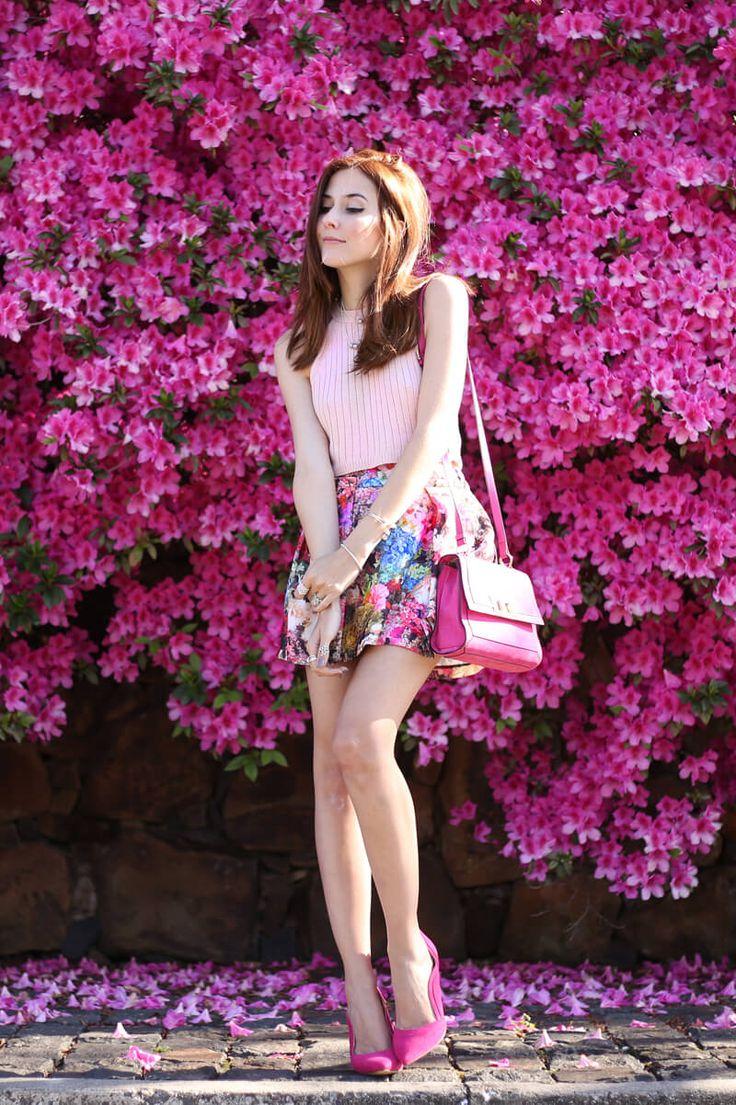 Primeira foto 2016 Primavera Pinterest: ( beatrizrings )