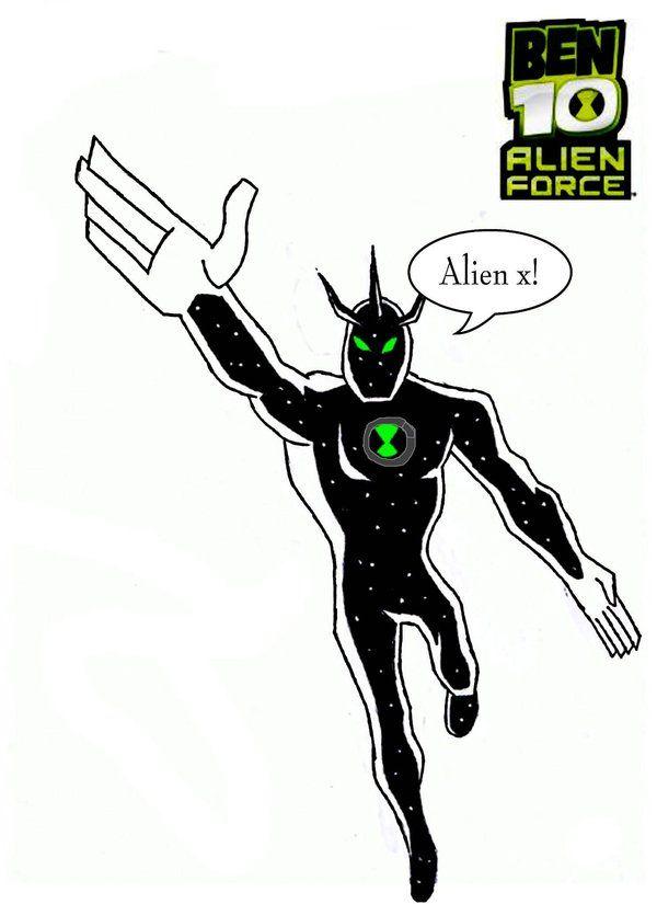 18 best images about favorite tv show characters on - Ben ten alien x ...