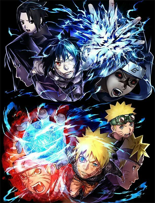 New Charscters From Naruto Shippuden Ultimate Ninja Blazing
