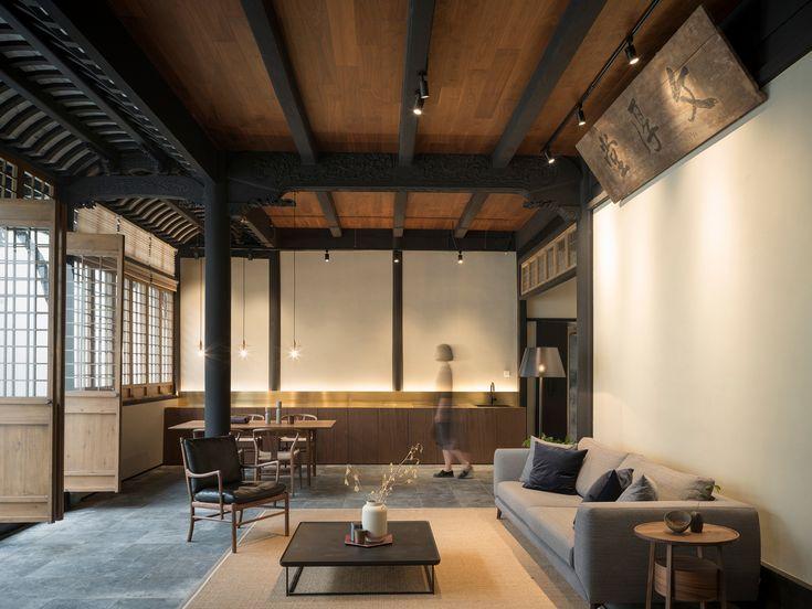 Gallery of Historic House Renovation in Suzhou / B.L.U.E. Architecture Studio - 4