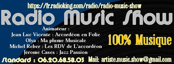Écouter Radio Music Show : Radio