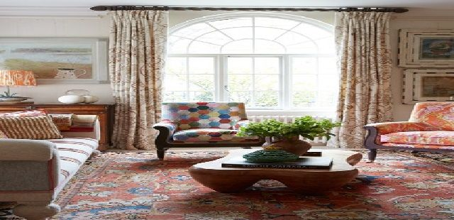 Interior Decoration in Drawing Room