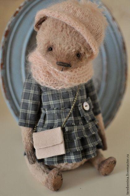 Teddy bear handmade.  Fair Masters - handmade teddy bear .......... Handmade.