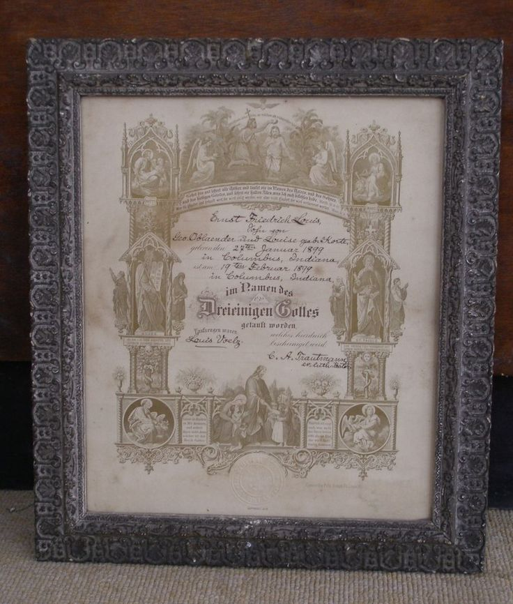 22 best Family Items-Lost and found images on Pinterest Lost - baptism certificate