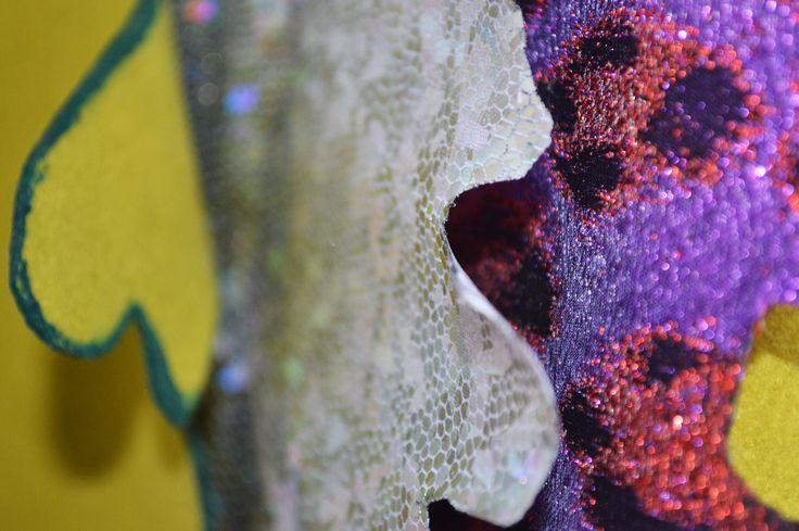 Bianca Stangu, detaliu, #inPSYme #psychedelic, UNArte project 2015-2016, Prof. Coordonatoar: Ioana Sanda Avram