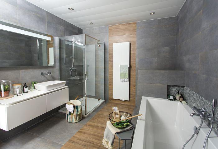 Meer dan 1000 idee n over scandinavische badkamer op pinterest badkamer scandinavische keuken - Mooie badkamers ...