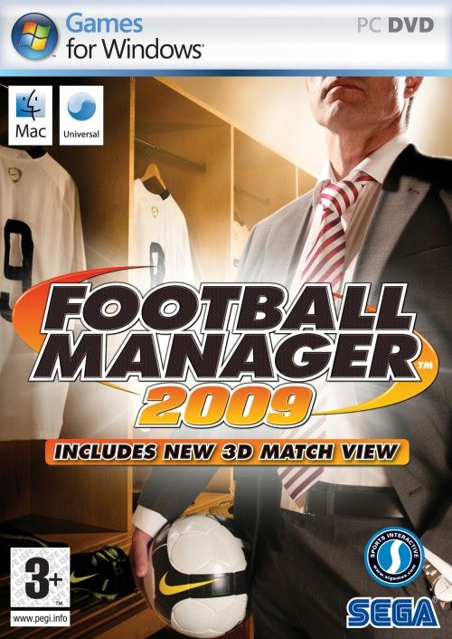 Football Manager 2009 - #Photography #SimonDervillerPhotography #ProductPhotography #WorldwideGaming #FootballManager #Football #WiiGames #Gaming