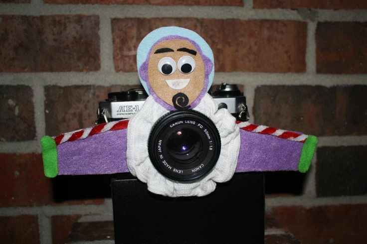 buzz lightyear , a scrungy and felt, I am so going to make all these: Felt, Buzz Lightyear, Camera, Favorite Photos Ideas, Lens Friends, Things, Kids, Photography Stuff, Great Ideas