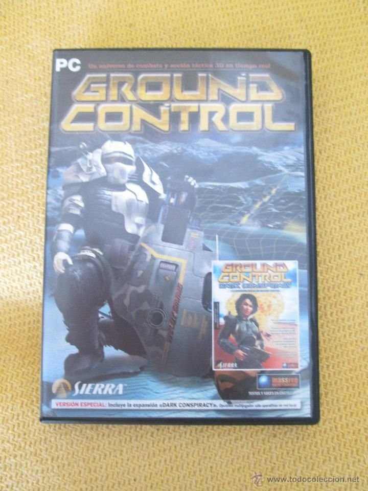 GROUND CONTROL PARA pc