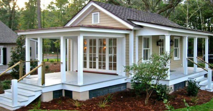 17 best ideas about granny pod on pinterest mini homes for Granny cottage plans
